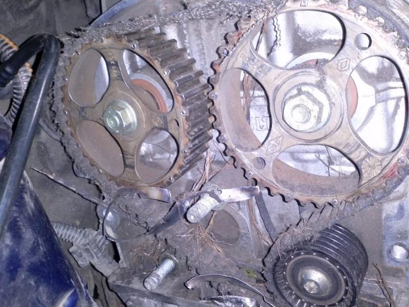 Ремонт двигателя - nissan-reno